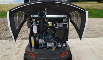SCHAEFF TC19-2 – Pásové minirypadlo full