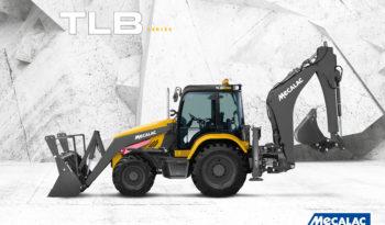 MECALAC / TEREX TLB990 – Rypadlo nakladače full