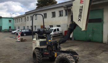 TEREX HD1200 – Staveništní dumper full