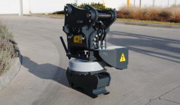 Hydraulické příslušenství – rotátory, naklápěcí hlavy a pod. full