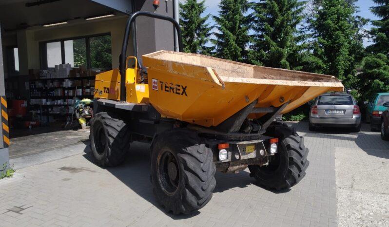 TEREX TA6S- Staveništní dumper full