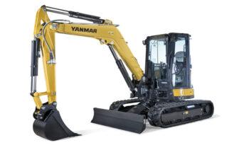YANMAR ViO57 – Pásové minirypadlo